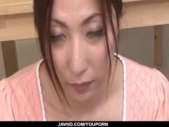 Picture Mirei Yokoyama amazes in pure Asian POV show