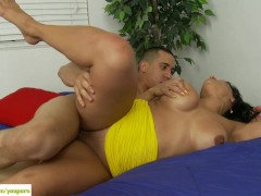 Picture Becca Diamond Bounces On Cock