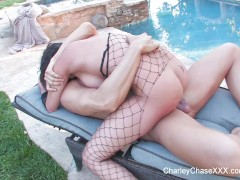 Picture Charley Chase Outside Fucking