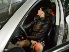 Picture Jeny Smith at car parking