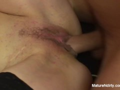 Picture Mature slut gets fucked
