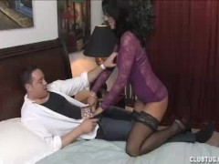 Picture Milf Is Delayed By The Horny Neighbor Guy Wi...