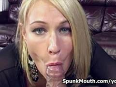 Picture Stripclub hottie Mellanie Monroe hot oral ac...