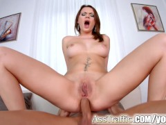 Picture Ass Traffic Emily Thorne gets in the ass ana...
