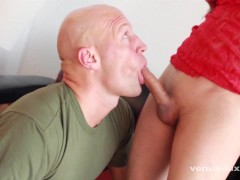 Picture Venus Lux Fucks His Tight Military Ass
