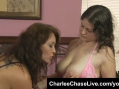 Picture Charlee Chase Loves Big Natural TIts
