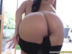 Picture Karlee Grey tires big black cock