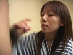 Picture Subtitled unfaithful Japanese wife gives act...