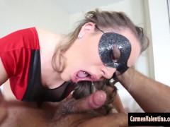 Picture Cosplay Slut Carmen Valentina Gets a Hard Fu...