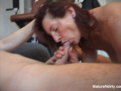 Picture Pierced granny gets fucked