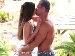 Picture Passion-HD - Lucy Doll honors mans cock on M...