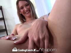 Picture CastingCouch-X - Tall and skinny Sophia Wild...