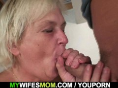 Picture Old mother in law taboo sex