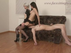 Picture FacesittingLovers - A crazy ride for two dom...