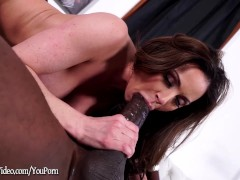 Picture Kendra Lust taking Mandingo monster black co...