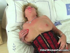 Picture Over 60 year old granny Camilla needs gettin...