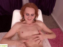 Picture KarupsOW - Small Breasted Mature Amateur Bac...