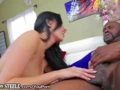 Picture Anissa Kate Analed by Massive Black Cock