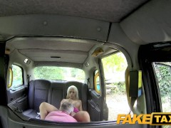 Picture FakeTaxi Hungarian beauty with perfect body