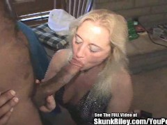 Picture Big Black Dick Fucks White Wife of Loser Gam...