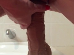 Picture Shane diesel dildo and big boob wife hard fu...