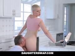 Picture DaughterSwap - Goth Cutie Fucked by Older Gu...