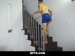 Picture BFFS - Sleepwalking Step-Bro Fucked By Bffs