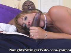 Picture Naughty Wifey Shocked By His Size