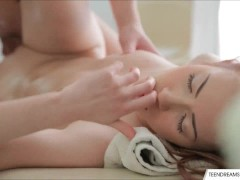 Picture Hot Young Girl 18+ Massage Enjoys Fucked Har