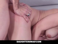Picture DaughterSwap- Dutch Young Girl 18+ Fucked Af...