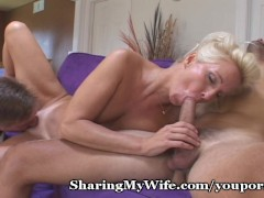 Picture Sharing My Hot Wife With A Friend
