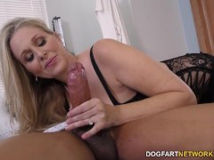 Picture Cougar Doctor Julia Ann Cures Black Cock