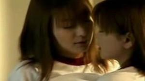 Ultimate Asian Girl Lesbian Kiss Collection