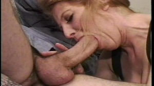 Redhead spread eagles and takes on fuel pt 1/2