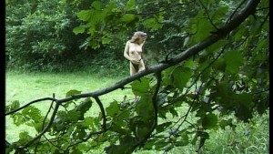 Getting nude in front of mother nature
