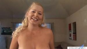 Hot Busty Mom Jacy Andrews pleasures herself