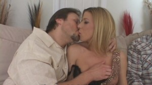 Sexy Wife s Hubby Is A Pussy