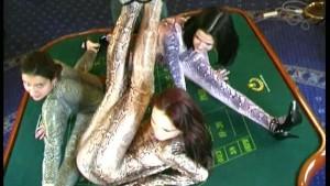 Spandex flexible couple