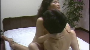 Retro asian porn scene - Pompie