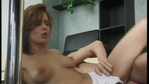 Fucking her hairy pussy (CLIP)