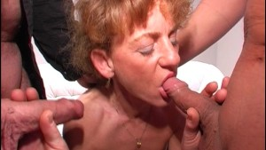 Sex therapist blows his load
