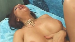 Huge Titty Cougar Big Dick Drilled
