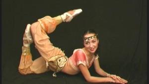Lesbian flexible oriental duo (movie)