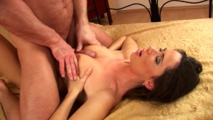 Fingering and fucking her pussy - CzechSuperStars