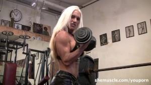 Ashlee Chambers - SheMuscle