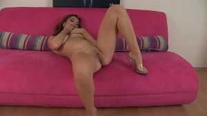Paloma thinking about a hard cock