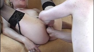 Horny German amateur takes a dick - Acheron