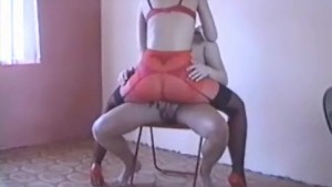 Slutty Russian amateur wife