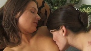 Lovely brunette lesbians - Inferno Productions