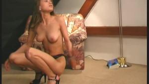 Flexible dildo games with Carmen